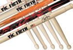 Great bargains on drumsticks for beginners and adults