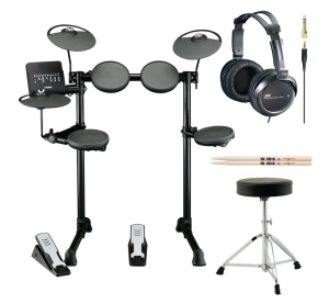 Yamaha DTX Electronic Drumset - Good Cheap Drum Set