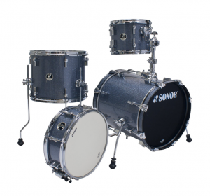Sonor Safari Black Sparkle - Intermediate Drums