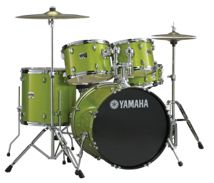 Yamaha GigMaker White Grape Sparkle - Intermediate Drum Set